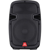 Bafle Amplificado Bluetooth De 8 Con Lector De Memorias Usb