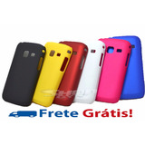 Capa Samsung Galaxy Y Duos S6102 + Pelicula E Frete Gratis