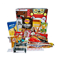 Caja Misteriosa Comida Asiática Ramen Dulces Snacks Kawaii