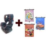 Butaca P/auto Safetrip 3 En 1 Ok Baby + Parasol A Elección