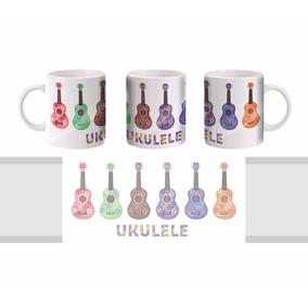 Caneca Ukulele - Ukele - Ukelele - Modelo 3 9bea34da594db