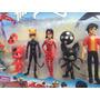 Brinquedo Miraculos Lady Bug Chat Noir E Seus Amigos