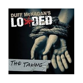 Duff Mckagans Loaded The Talking[cd Novo De Fabrica]