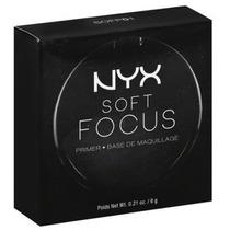 Primer Nyx Base De Maquillaje Profesional Soft Focus