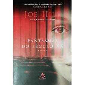 Livro Fantasmas Do Século Xx Joe Hill