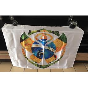 Bandeira Tomorrowland Logo Brasileira !!!