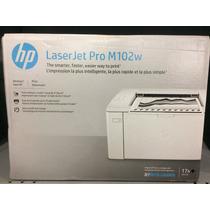Impressora Hp Laserjet M102w Wifi Tonner 110v Antiga 1102w
