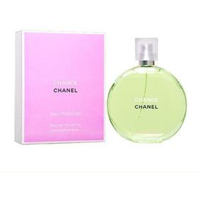 Perfume Chanel Chance Fraìche Eau De Toilette 50 Ml-original