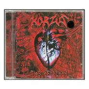 Cd Korzus - Ties Of Blood