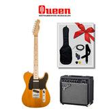 Guit. Eléc. Squier Telecaster® Affinity + Amp. Fender Frontm