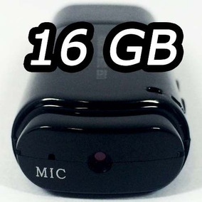Mini Filmadora Espiã Oculo Espião Micro Camera 16gb Ga7