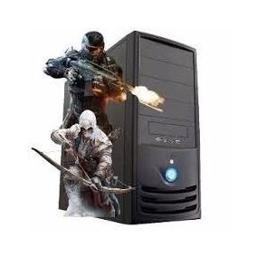 Pc Computadora Gamer Completa Barata Amd A8 4gb Ram 1tb