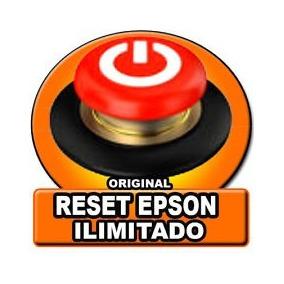 Reset Almohadillas Epson L1300 L1800, Ilimitado Para Toda Pc