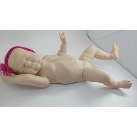 Kit Reborn Molde Harper Girl