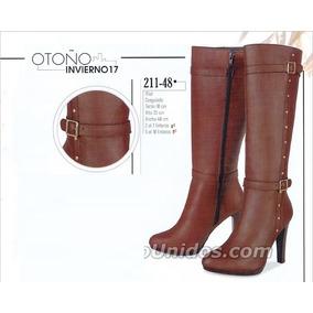 Outlet/saldos Mchn..botas Color Miel 211-48 Cklass