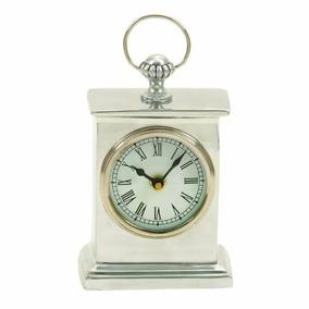 Bonito Reloj Antiguo Plateado 30583