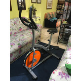 Bicicleta Ergometrica Athletic Works Com Painel Lcd