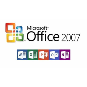 Pacote Office 2007 Original + Chave/key - Envio Imediato