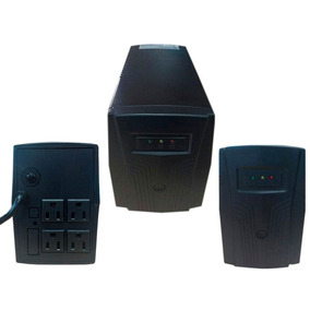 Ups Regulador Bag 750va 4 Tomas Garantia Nuevo Bagc