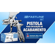 Pistola De Pintura Fastline Smart 1.4 Hvlp Lazzuril