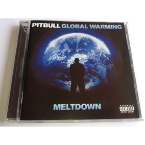 Pitbull Global Warming Cd Made Mexico 1a Ed 2013 C/booklet