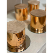 Vela De Soja Gold Love This Candle -380 Gr