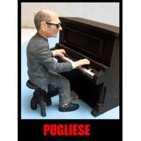 Osvaldo Pugliese Miniatura Con Piano, Tango, Milonga, Musico