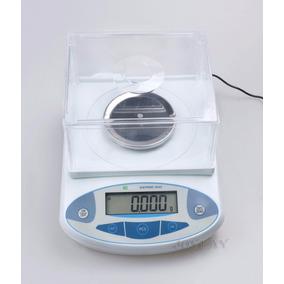 Balanza Analítica Digital Bascula De Precisión 300x0.001g