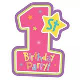 Kit Imprimible Para Tu Fiesta De Birthday Girl Firts 1 Año