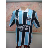 Camisa Futebol Gremio Porto Alegre Rs Penalty Antiga 1450
