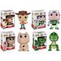 Funko Pop Toy Story 20 Aniversario 4 Figuras Buzz Y Woody