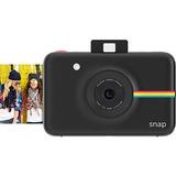 Cámara Digital Instantánea Polaroid Snap (negro) Con Tecn...