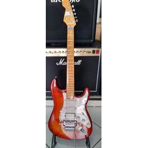 Guitarra Mod. Richie Sambora Strato T.johnson