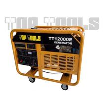 Generador Profesional De Gasolina Bicilindrico 11000 Watts