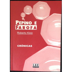 Livro Pepino E Farofa