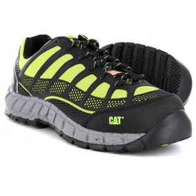 Caterpillar Streamline Ct Csa Oxford Lime Zapato Industrial