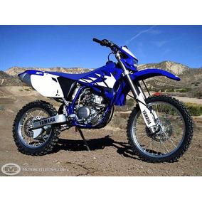 Paralama Dianteiro Wr 450 Até 2005 Original Yamaha Azul