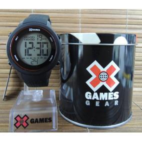 Relógio Unissex Digital X Games Mod:xmppd471 Bxpx ( Nf)