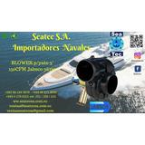 Blower Para Yate 3 150cfm Jabsco 36740