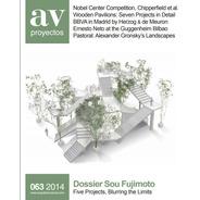 Revista Av Proyectos 63  Sou Fujimoto