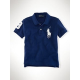 Polo Ralph Lauren Juvenil Camisa Polo Big Pony!! Xl