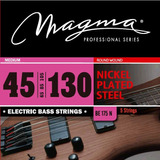 Encordado Bajo 5 Cuerdas Magma Nickel Plated .040 .045 .050