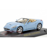 Auto Colección, Ferrari California Convertible /escala 1:43