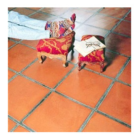 Ceramica Piso Patios Liso 26x26 2ªcalidad Loimar