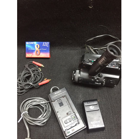Handycam Sony Vídeo 8