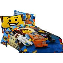 Lego Película Doble / Consolador Por Completo Y El Conjunto