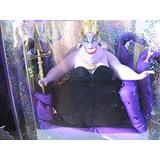 Juguete Disney La Sirenita Bruja Del Mar Ursula Doll - Edic
