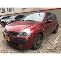 Renault Clio Automatico Poco Recorrido Impecable Estado