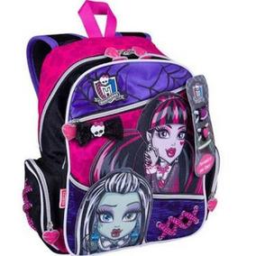 Mochila Monster High Sestini Costa G Femenina