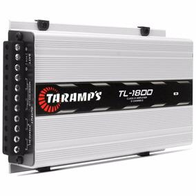 Módulo Amplificador Taramps Tl1800 530w Rms 2 Ohms 3 Canais